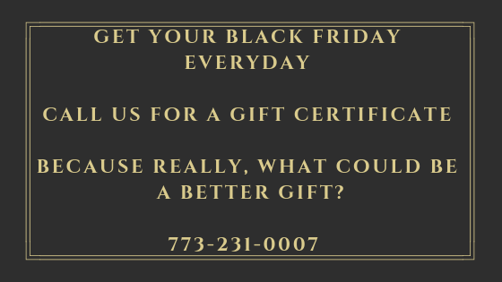 gift certificate Lakeview Healing Oasis