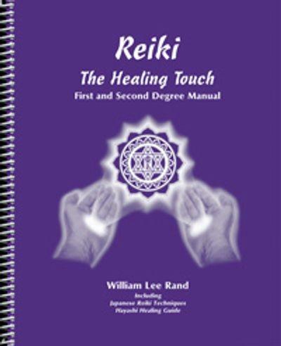 Reiki Book you receive